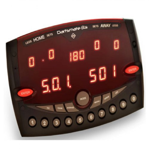 Find Discount PerfectDarts Dartsmate Elite Professional Electronic Scorer Scoreboard