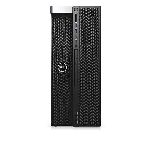 Dell Precision 5820 Workstation - Intel XEON W-2104 4-Core 3.20GHZ Processor - 16GB DDR4-2666MT/s RDIMM Memory - 500GB 7200rpm SATA Hard Drive - NVIDIA Quadro P400 2GB - Windows 10 Pro