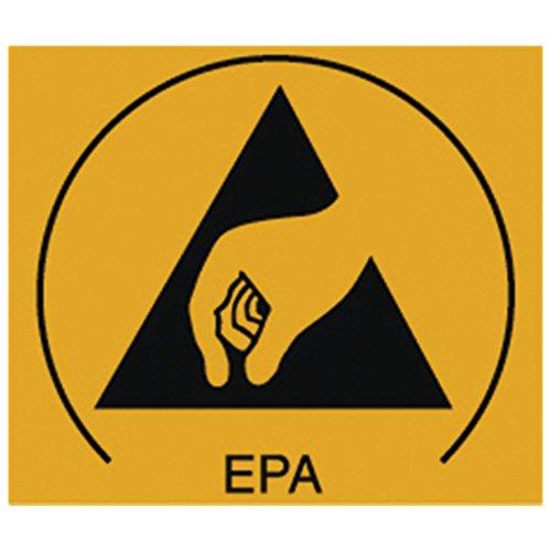 Wetec EPA-Aufkleber, ESD