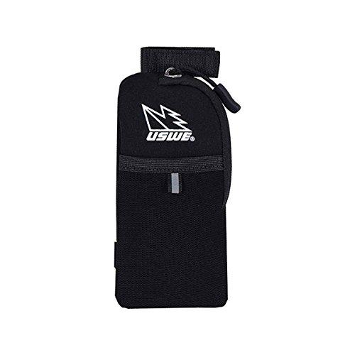 USWE Hydratation vertical 4 Run Pack Avec 2 L Shape Shift vessie Crazy Jaune