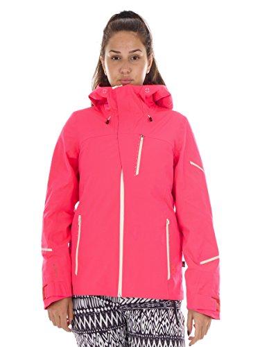 Brunotti Skijacke Weste Snowboardjacke pink Styx Air System 20k 2in1 (M)