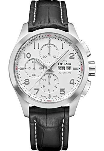 DELMA - Armbanduhr - Herren - Klondike Classic - 41601.660.6.012