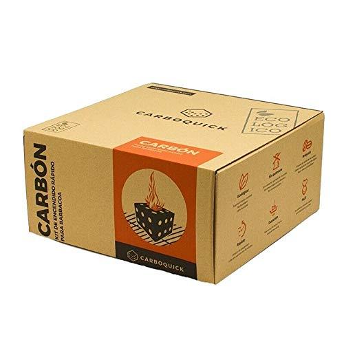 Carboquick - Kit de Encendido rápido para barbacoas
