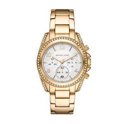 Michael Kors MK6762 Reloj de cuarzo de acero inoxidable para mujer