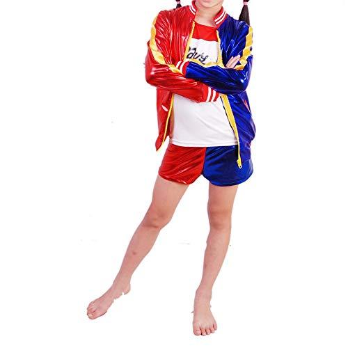 Blue-Yan Disfraz de escuadrón de Suicidio de DC Superhero Girls ...