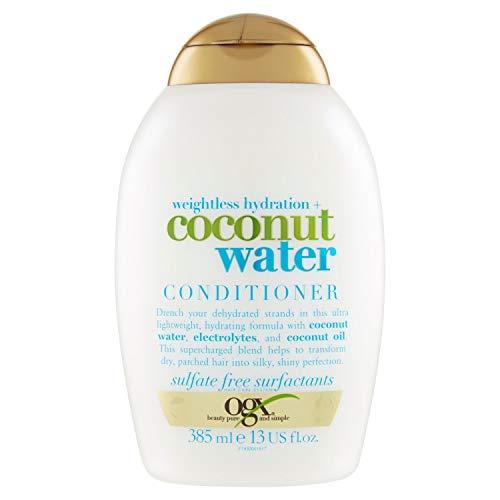 OGX - Acondicionador Agua de Coco, 385 ml