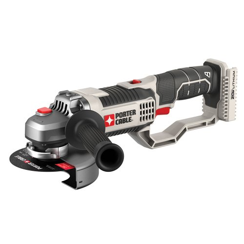 PORTER-CABLE 20V MAX Angle Grinder Tool, 4-1/2-Inch, Tool...