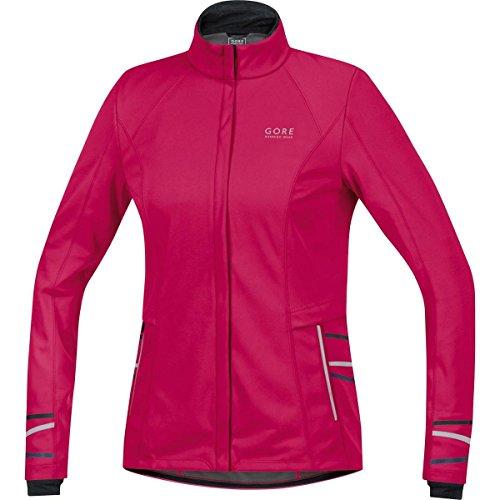 GORE WEAR Damen Jacke Mythos Lady 2.0 Windstopper Soft Shell, Pink, 38
