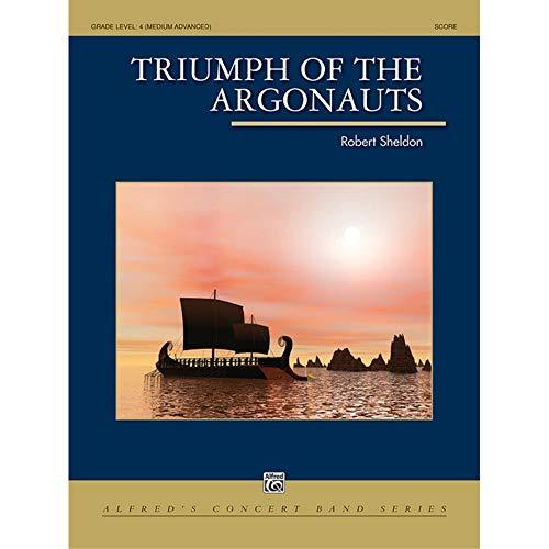 Triumph of the Argonauts - By Robert Sheldon
