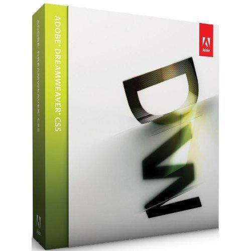 Adobe Dreamweaver Creative Suite 5 deutsch [import allemand]