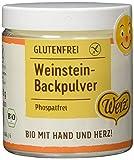 Werz Weinstein-Backpulver, glutenfrei, 3er pack (3 x 150g) -