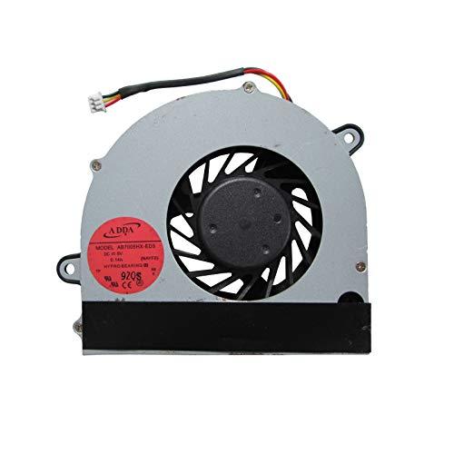 Toshiba Satellite L500 L500D L505 L505D L550D L555 Procesador del ordenador portátil ventilador, refrigerador