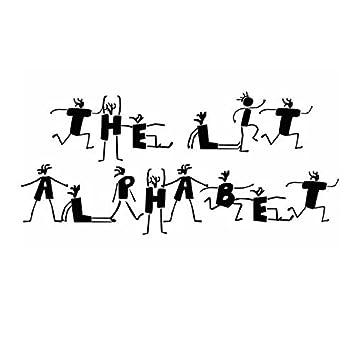 The Lit Alphabet