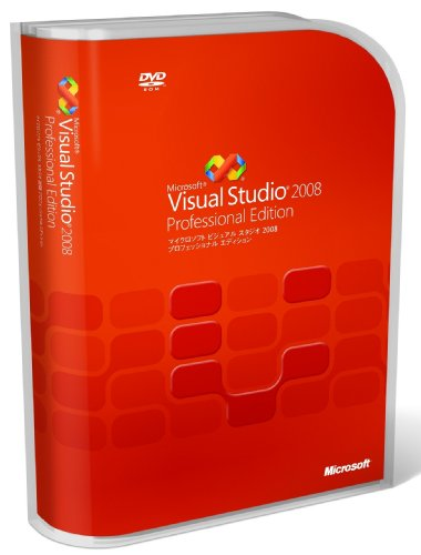 Visual Studio 2008 Professional Edition
