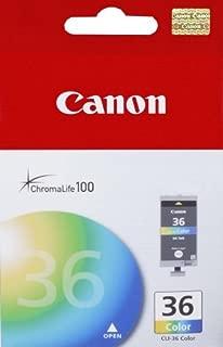 Canon CLI-36 Color Ink Tank Compatible to mini320, mini260, iP100, iP110