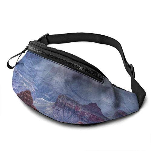 Fantastic Fairy Grand Canyon Taillenpackung/Gürteltasche/Reisetasche für Männer Frauen im Freien Sportmarathon Wandern