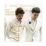 Santana & McLaughlin Album-Cover – Love Devotion