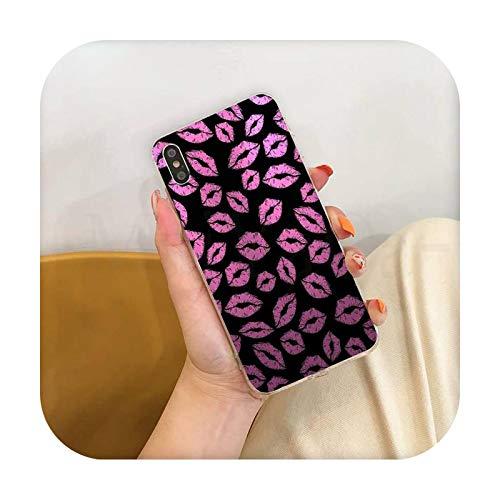 Phone cover Funda para iPhone SE 2020 11 Pro Xs Max 8 7 6 6S Plus X 5 5S SE Xr-A7-Para Iphone 5 5S SE SE