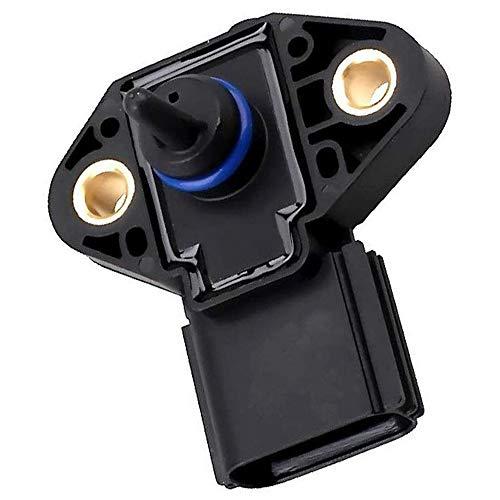 Fuel Rail Injection Pressure Sensor for Ford F250, F150 Super Duty, Focus, Explorer, Escape, Mustang, Lincoln,E-series, Mercury & More, Replaces# 3F2Z9G756AC, 3F2Z9F792CA, 3F2E-9G756-AD, 3F2Z-9G756-A