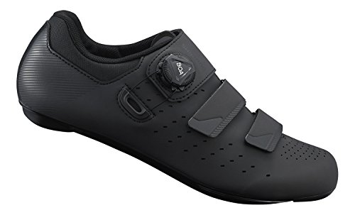 Shimano Unisex Fahrradschuhe, schwarz, 42 EU