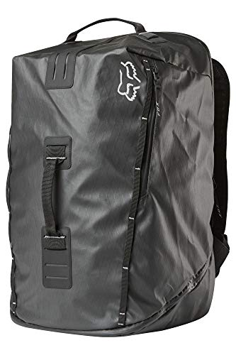 Fox Racing Transition Duffle, Black, One Size