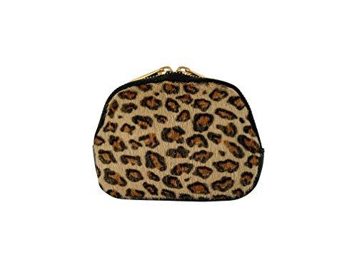 Viannchi Damen-Geldbörse aus Leder, hochwertig, klein, bequem, für Schlüssel, Geldscheine, Karten, Dokumente, verstärkter Reißverschluss, Original-Box, angenehme Haptik.