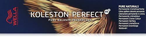 Wella Professionals Koleston Perfect Me + Pure Naturals 8/00 Hellblond Natur, 60 ml
