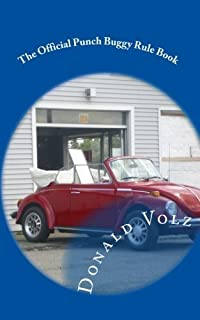 The Official Punch Buggy Rule Book by Donald Volz (2011-01-19)