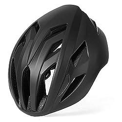 top 10 road bike helmets BASE CAMP ACE II Adult Road Bike Helmet Adjustable ML size 22-24.5 inches