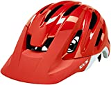 Kask Caipi 2021 - Casco de bicicleta (talla L, 59-62 cm), color rojo