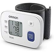 Omron RS1 Handgelenk-Blutdruckmessgerät für zu Hause und unterwegs