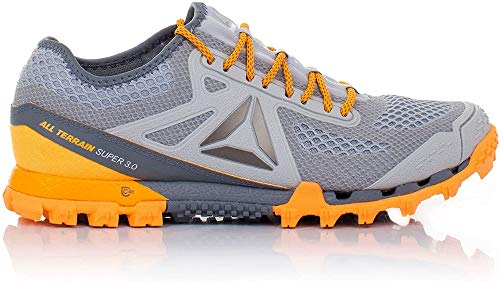 Reebok BD4635, Zapatillas de Trail Running para Mujer, Gris (Cloud Grey/Asteroid Dust/Fire...