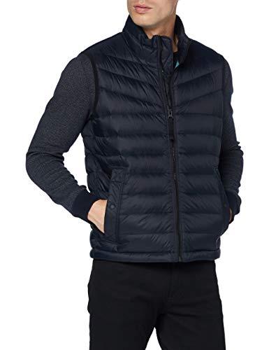 BOSS Mens Olmeev1 Jacket, Dark Blue (404), 48