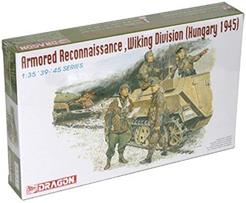 1 35 Recon,SS Viking Div by Dragon Models USA
