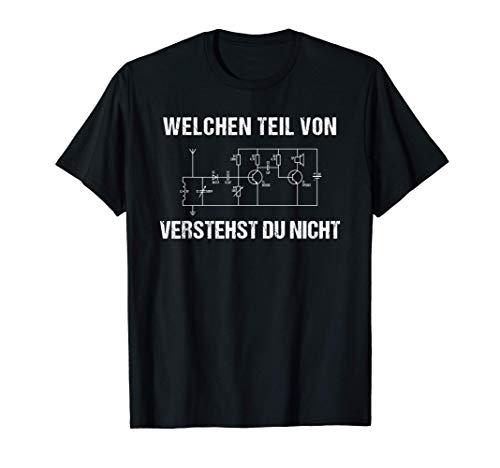 Detektorempfänger T-Shirt
