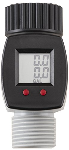 Rainwave RW-9FM LCD Digital Water Flow Meter