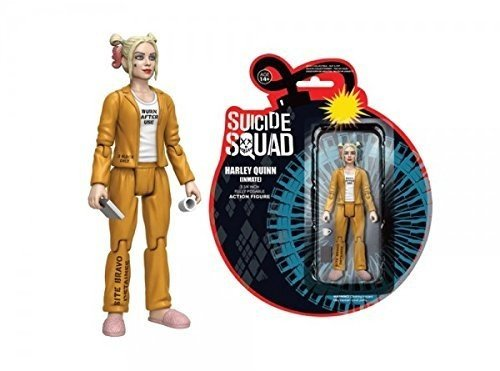 """Funko 13017 DC Comics Suicide Squad 13017 """"Inmate Harley Quinn"""" Action Figure"""