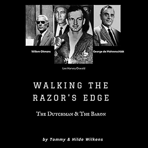 Walking the Razor's Edge: The Dutchman and the Baron audiobook cover art