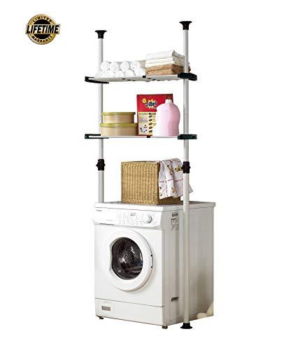 PRINCE HANGER | Double Adjustable Laundry Shelf | Clothing Rack