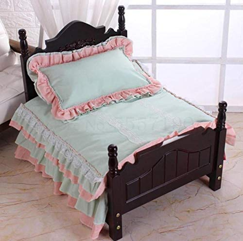 Kennelvip Kennel Four Seasons Afneembare Hondenmand Princess Bed Kennel Kattenbak Honden verwijderbare 60X45 Cm