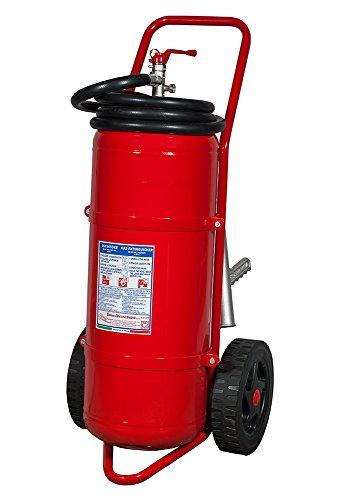 Estintore carrellato kg 50 polvere - Emme 50 - Modello 20507 - 0023