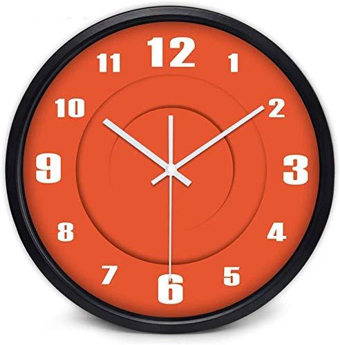 WJHCDDA Reloj De Pared Relojes de Pared Breve círculo Anara