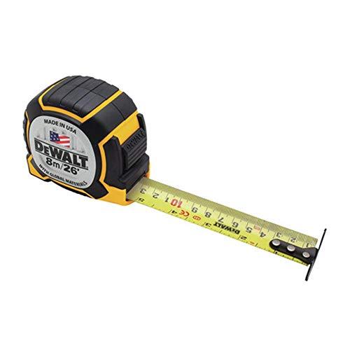 dewalt measuring tapes DEWALT DWHT36226S 26' / 8 m XP Tape Measure