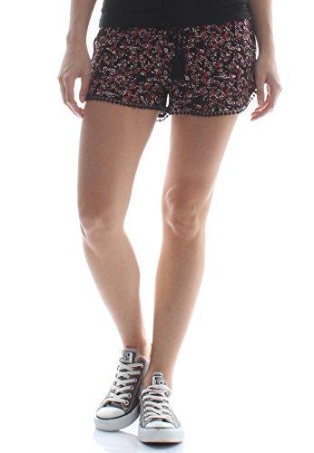 Superdry Shorts dames Terri Beach Punk Floral