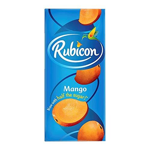 3x Rubicon Mango Juice Drink 1 l