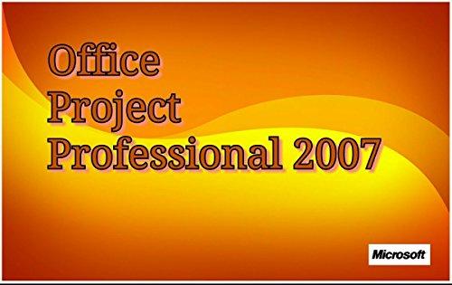 Microsoft Office Project Professional 2007 Vollversion (Product OEM Key ohne Datenträger inkl. Rechnung, Downloadlink, Postversant mit einschreiben)