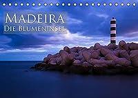 Madeira - Die Blumeninsel (Tischkalender 2022 DIN A5 quer): Erhalten Sie Urlaubsimpressionen rund um die Insel Madeira. (Monatskalender, 14 Seiten )