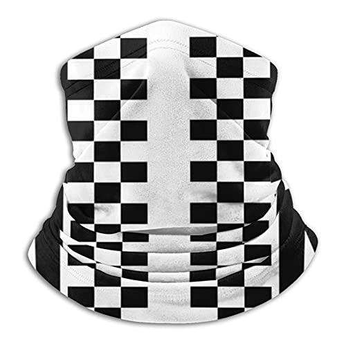 Rude Boy Ska - Bandana unisex para la cabeza, bufanda, protección UV, pasamontañas, polvo, resistente al viento, polainas para el cuello, para deportes, multifuncional, para la cabeza