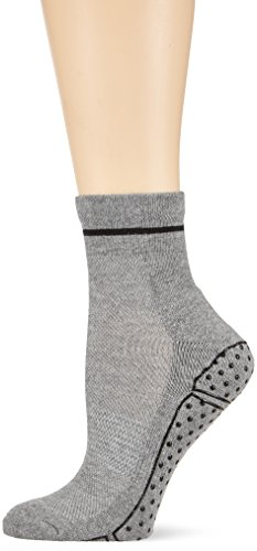 Dim AD006GP Calcetines deportivos, Gris (Gris 5xg), 35/38 (Tamaño del fabricante:35/38) para Mujer