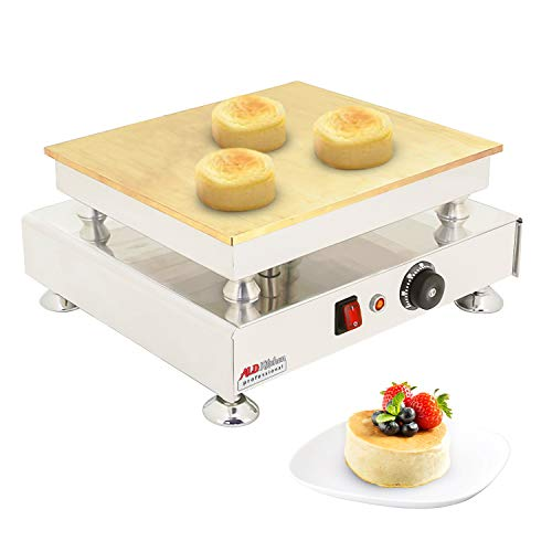 Review Of ALDKitchen Souffle Machine | Japanese Souffle Pancake Maker | Dorayaki Machine with Copper...